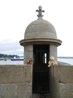 Wir als Wächter von St. Malo