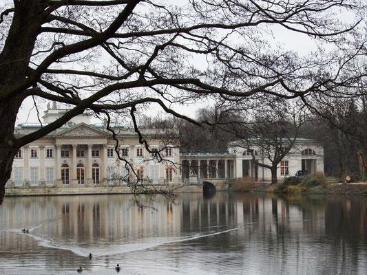 Pałac w Wilanowie, Warschau