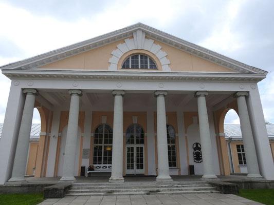 Kurgebäude in Parnü, Estalnd