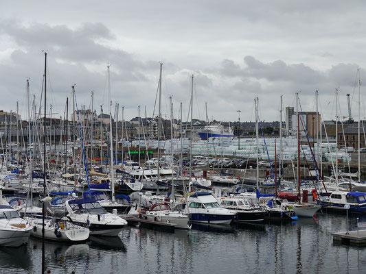 Hafen von St. Malo