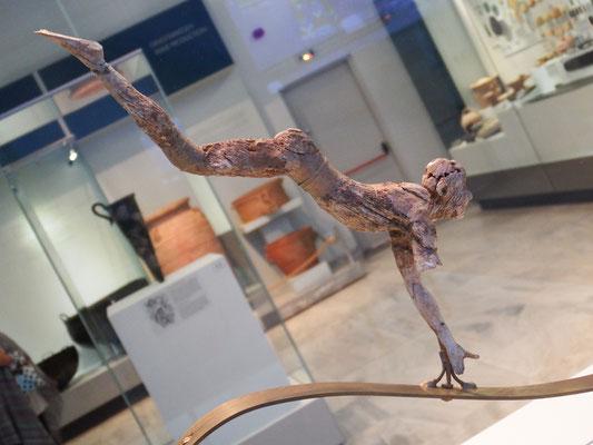 Museum, Heraklion - Stierspringer