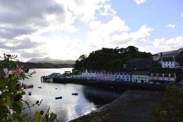 Portree, Isle of Skye, Schottland