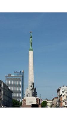 Freiheitsdenkmal in Riga