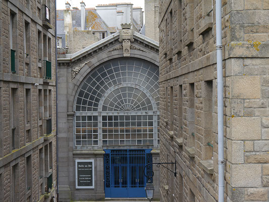Gebäude in St. Malo
