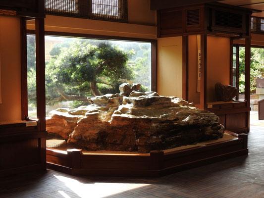 Steinkultur im Chi Lin Kloster