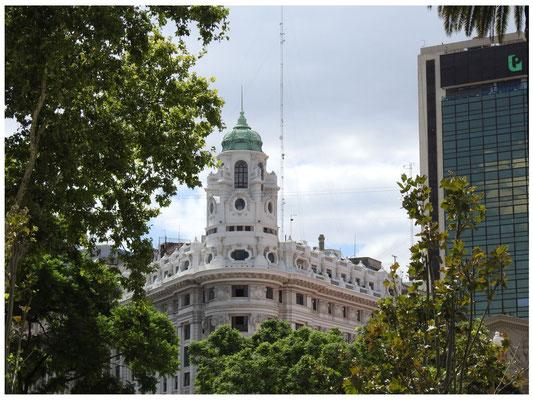 Architektur in Buenos Aires