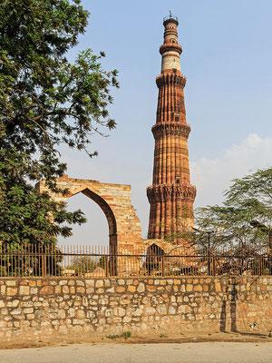 Qutb Minar, Foto A.Savin