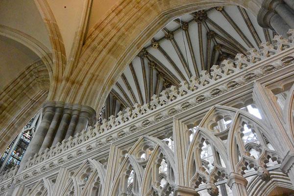 Kathedrale von Exeter
