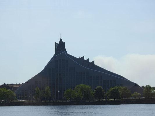 Lettische Nationalbibliothek in Riga