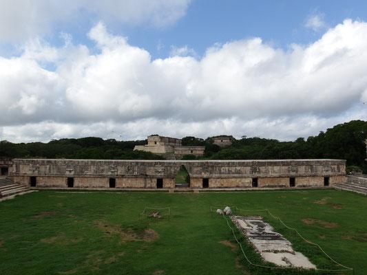 Uxmal, Yucatán - Mexiko