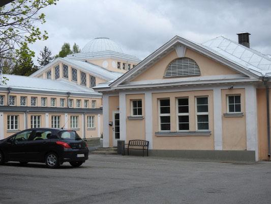 Kurgebäude in Parnü, Estland