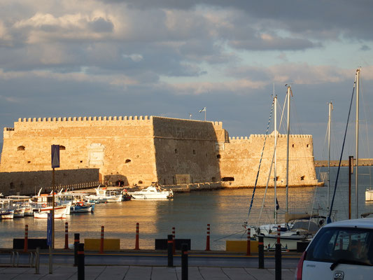 Hafen, Heraklion