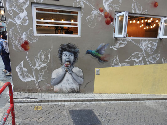 Graffiti in HongKong