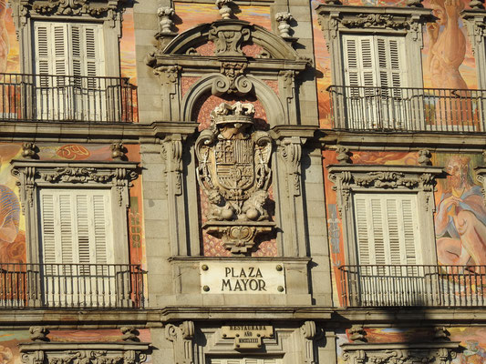 die Strassen Madrids