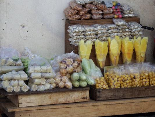 Süßes in Meridá - Yucatán, Mexiko