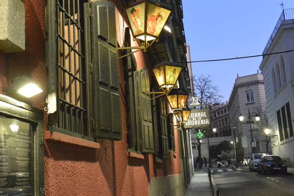 Corral de la Morería, Flamenco Tablao