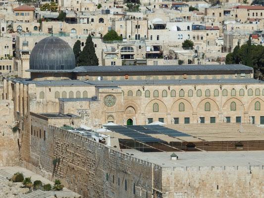 al-Aqsa-Moschee, Jerusalem