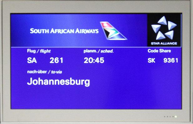 Johannesburg - das sind wir