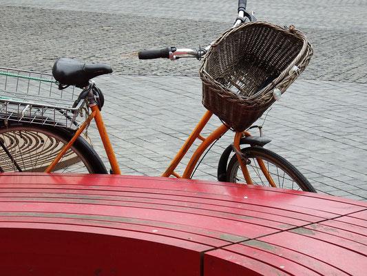 Fahrrad-Flair in Kopenhagen