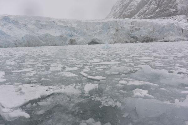 im Eis