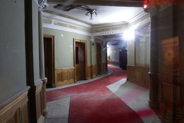 Flurbereich der Ungarischen Staatsoper
