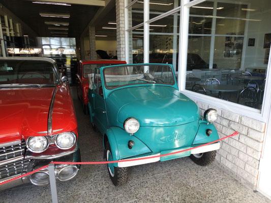 oooh, die haben aber tolle Autos
