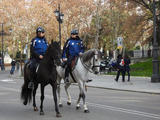 Park am Palacio Real, Madrid