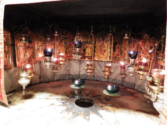 Bethlehem, Geburtsstätte Jesu