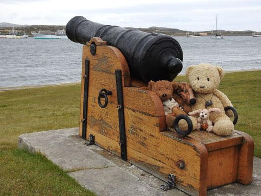 klar, Falklands
