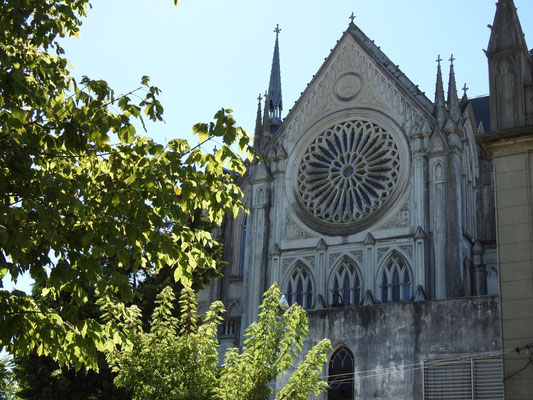 Notre-Dame in Montevideo?!