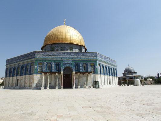 Jerusalem, Felsendom
