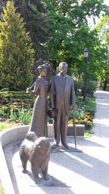 Armitstead-Denkmal - George Armitstead , 4ter Bürgermeister Rigas