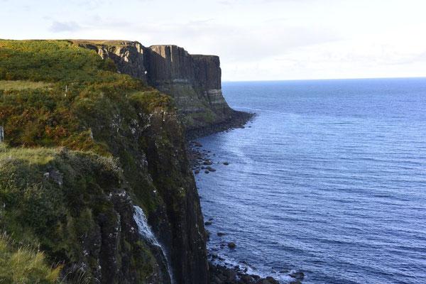 Kilt Rocks, Isle of Skye, Schottland