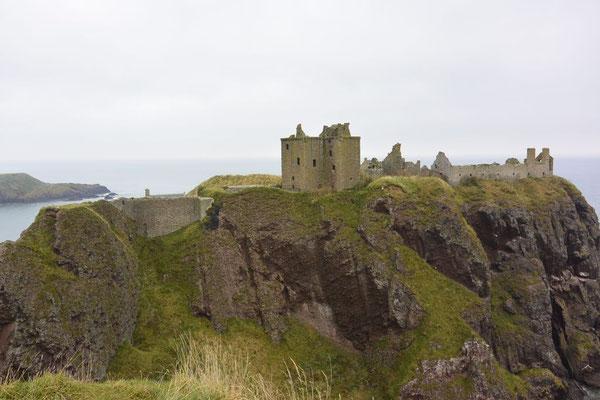 Dunnottar Castle, Schottland