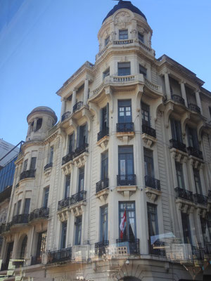 Architektur in Montevideo
