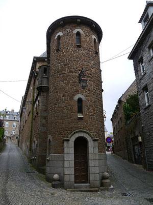 Turm in St. Malo