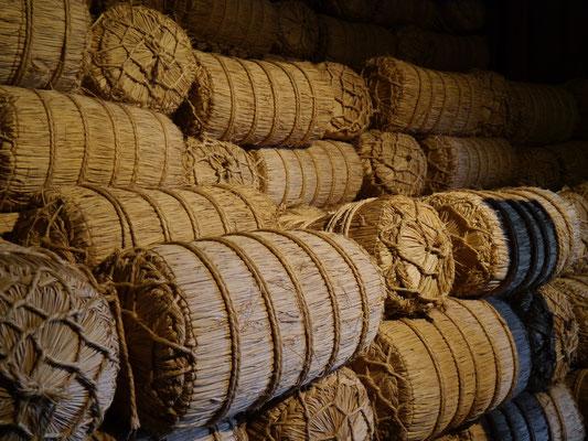 Reisballen als Steuerabgabe