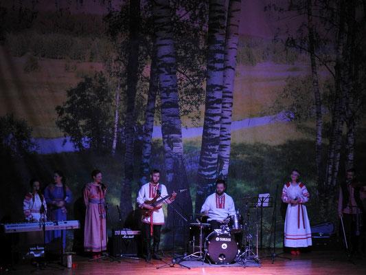 Aufführung im Kulturpalast, Barentsburg