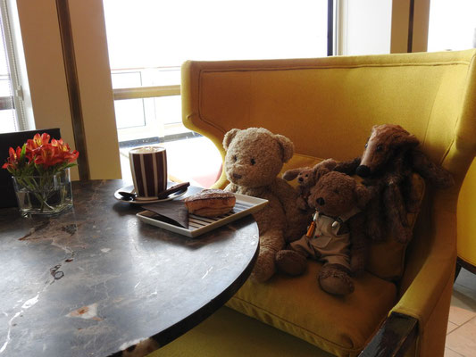 wir im Café