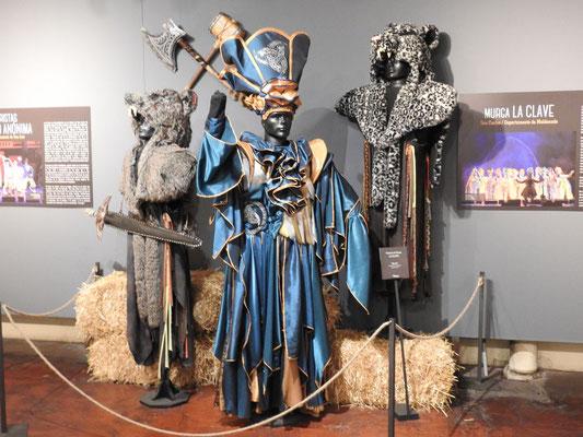 Museo del Carnaval in Montevideo, Uruguay