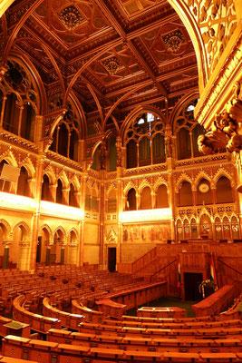 Der Parlamentssaal