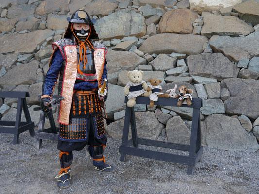 Hu! Ha! Yeah! Der Samurai und wir!