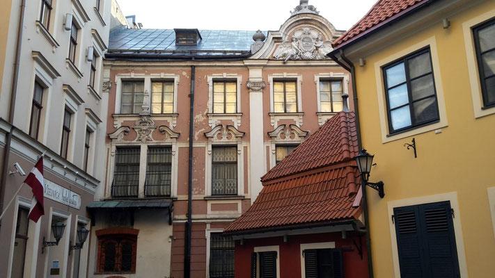 die Altstadt Rigas