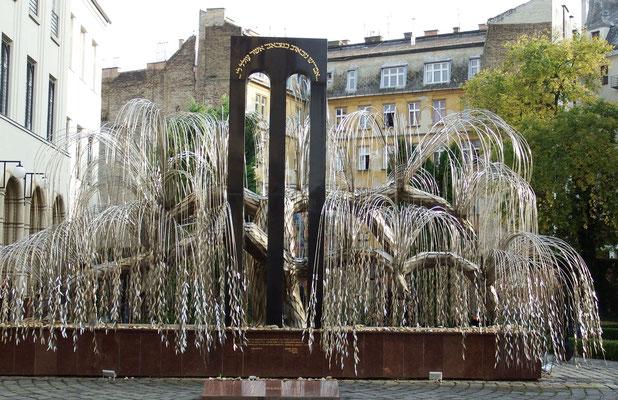 Große Synagoge, Baum des Lebens, Budapest