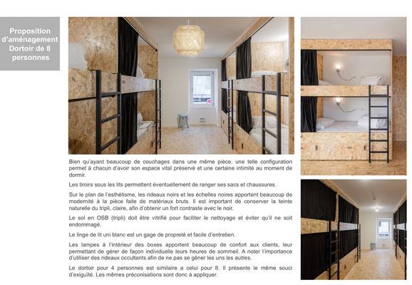 Projet décoration de gîte - Agence Tohana - Ile de La Réunion 974