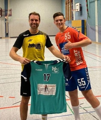 Patrik Bartsch (links), Foto by Carma