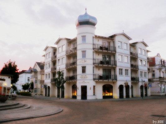 Ahlbeck Promenade