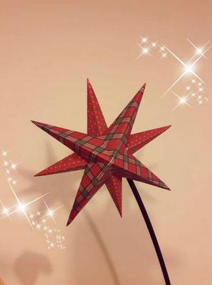 crea-tions46-décoration Noël étoile