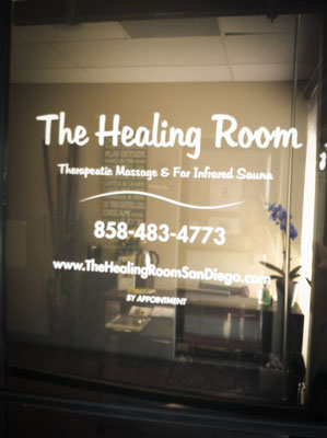 The Healing Room in Pacific Beach, San Diego