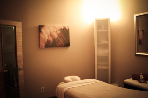 Intimate boutique massage